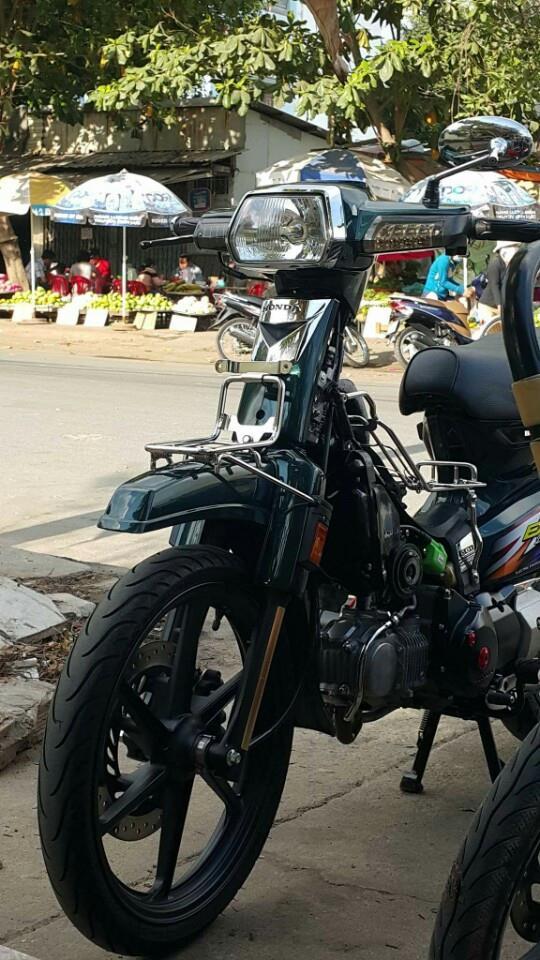 Chiec Dream Thai lot xac voi dan do choi tam huyet - 2