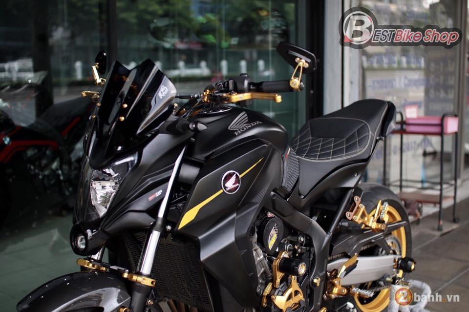 Honda CB650F lot xac day an tuong mang phong thai cua CB1000R - 4