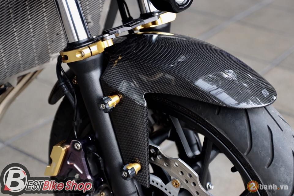 Honda CB650F lot xac day an tuong mang phong thai cua CB1000R - 7