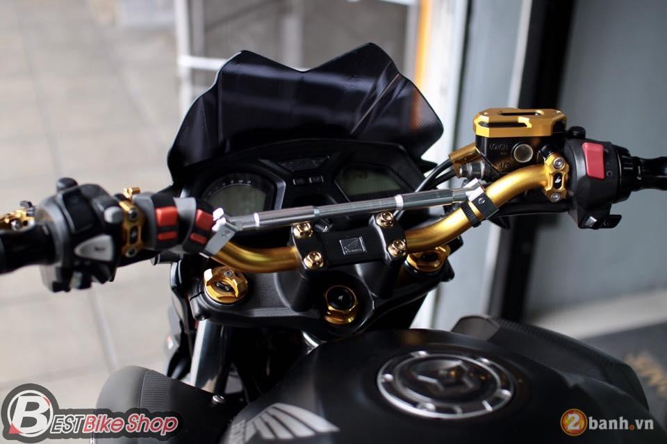 Honda CB650F lot xac day an tuong mang phong thai cua CB1000R - 6