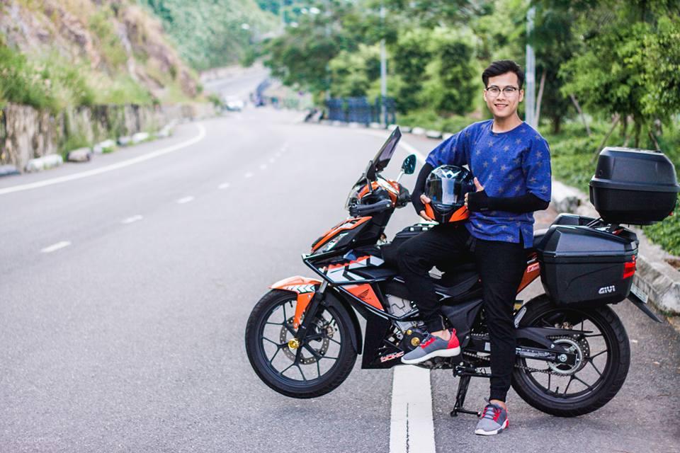 Winner 150 ban do dam chat touring cua dan choi Da Nang - 6