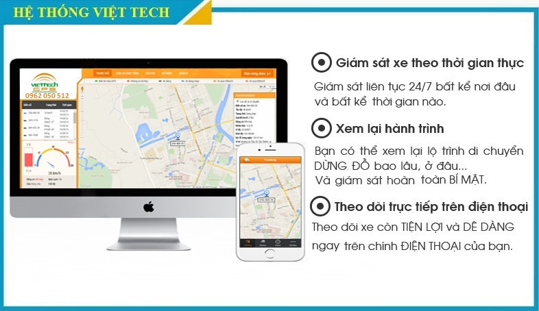 Cach xem dinh vi xe may o to gps - 2