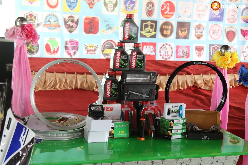 Dai Hoi Sirius Hang tram xe do ve mung Club Sirius Si Team 70 tron II tuoi - 15