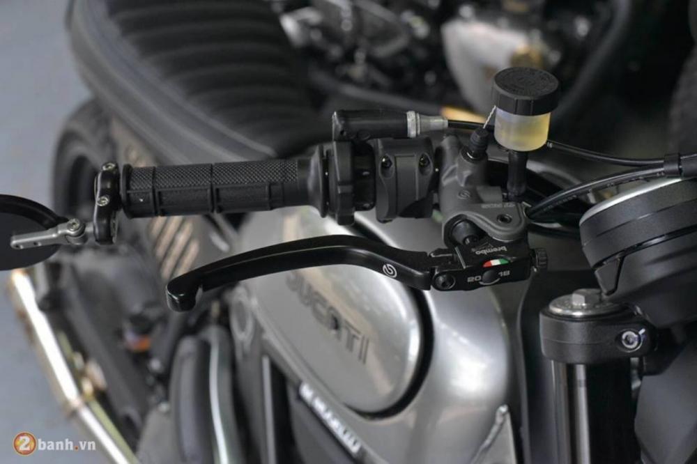 Ducati Scrambler chien binh hoai co lot xac day an tuong tu Mugello - 4
