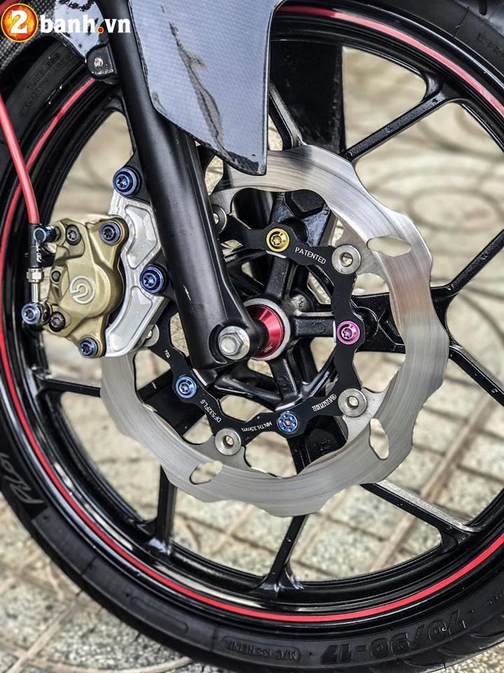 Exciter 150cc suc manh Carbon - 4