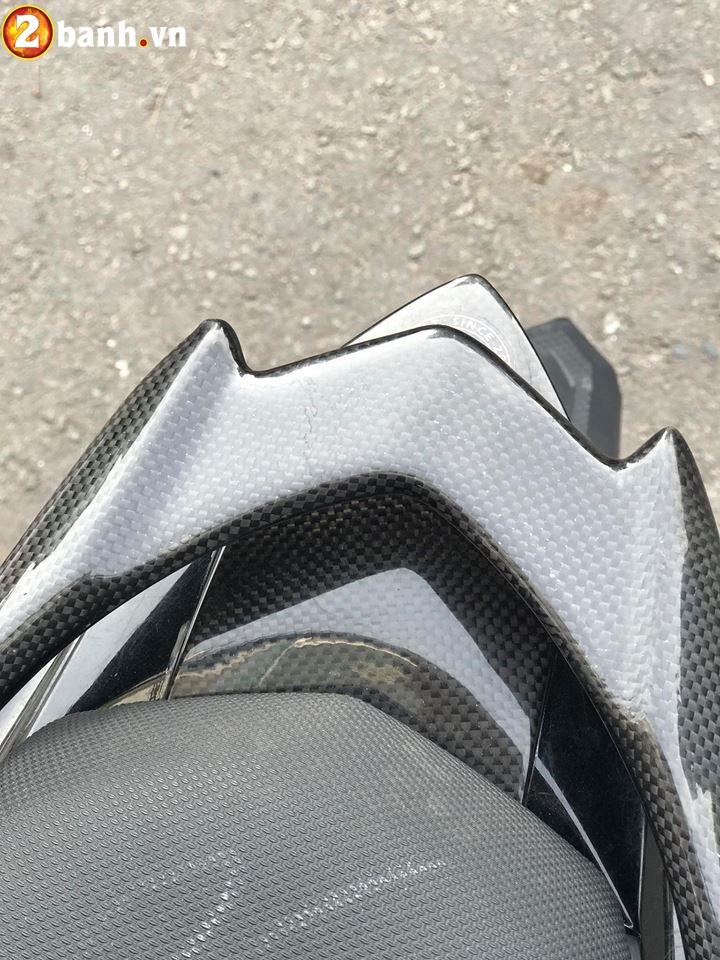 Exciter 150cc suc manh Carbon - 8