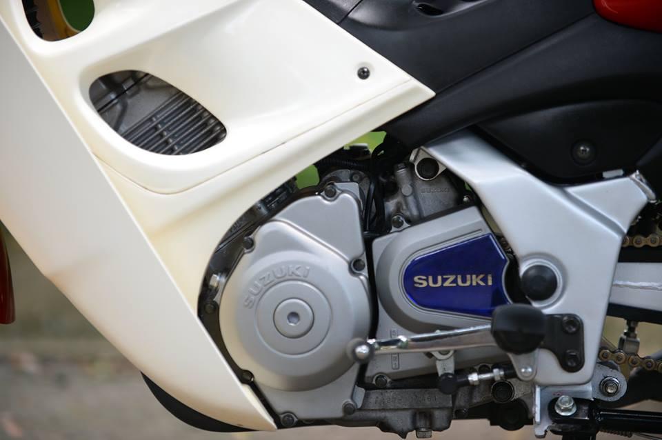 Loat anh Suzuki FX125 viet tiep cho giac mo con dang do - 8