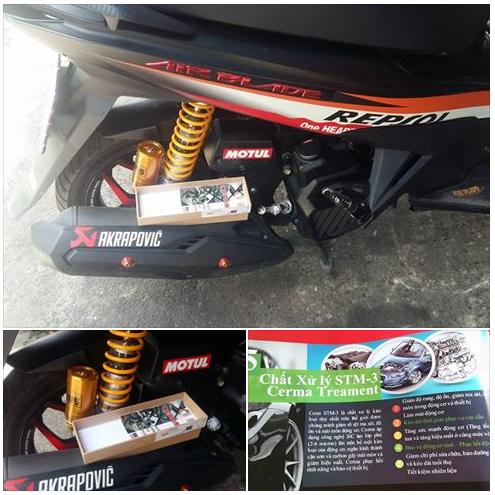 So sanh Honda MSX 125 Kawasaki Z125 - 4
