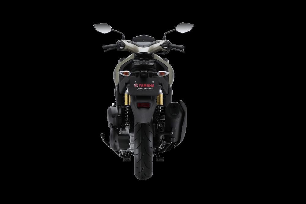 Yamaha NVX 155 Camo chinh thuc duoc ra mat voi gia tu 52690000 Dong - 11
