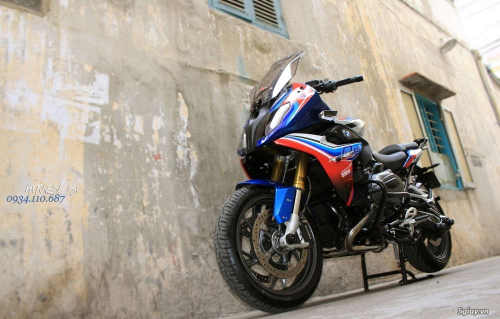 ___ Can Ban ___BMW R1200Rs ABS 2015___ - 2