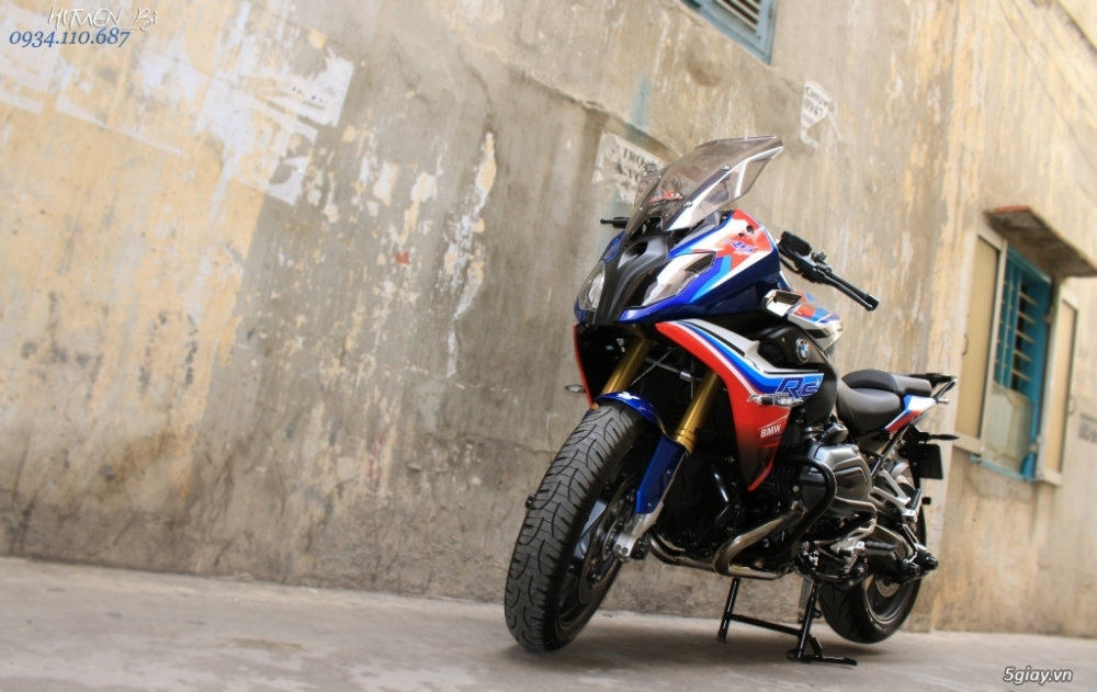 ___ Can Ban ___BMW R1200Rs ABS 2015___ - 6