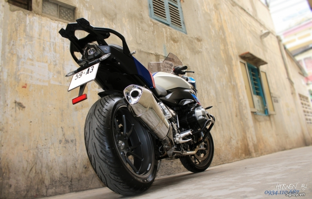 ___ Can Ban ___BMW R1200Rs ABS 2015___ - 8