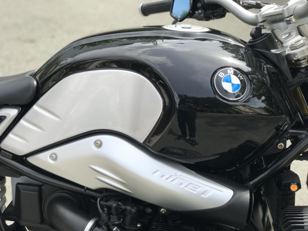 ___ Can ban BMW RnineT ABS date 2015 HQCN odo 3900 km dang lan dau 102015 chau au co 2 remote - 10