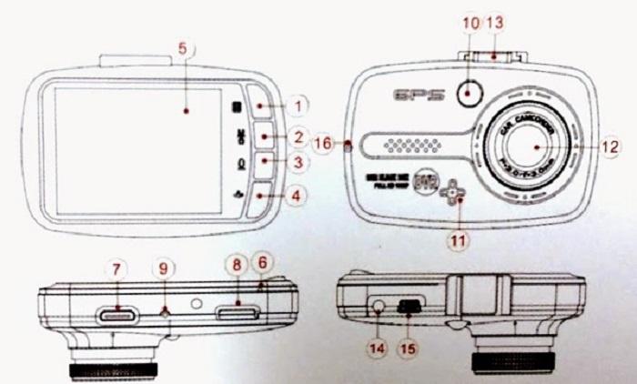 Ban camera hanh trinh Vietmap X9 gia re - 2