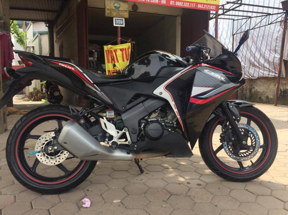 Ban chiec Honda CBR 150 nhap khau - 4