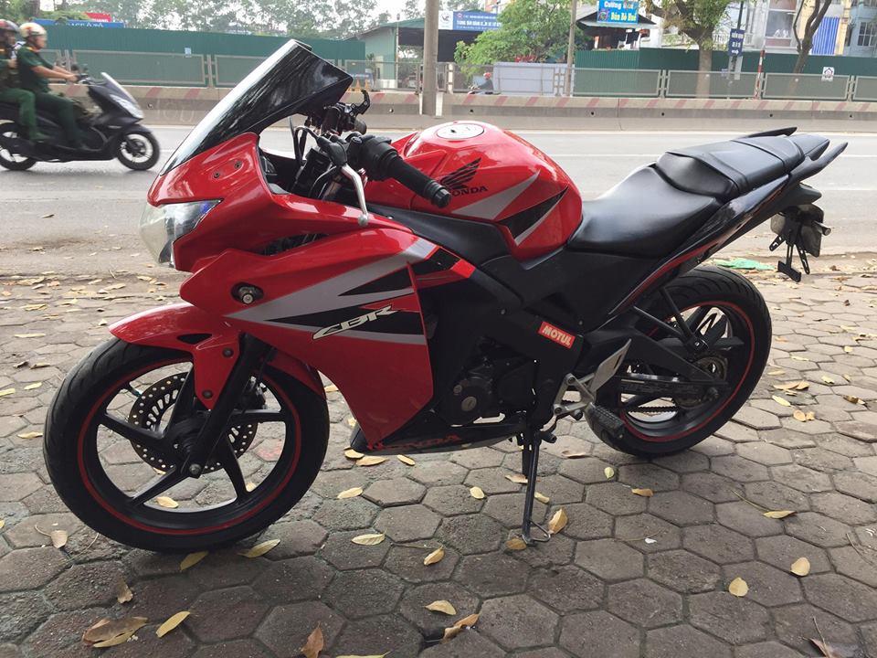 Ban chiec Honda CBR 150i nhap khau - 5