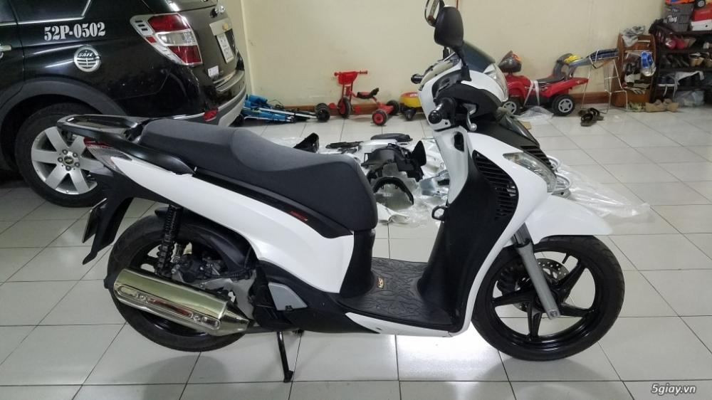 Ban Honda SH150i VN len Full SH150 Ydate 2016SmartkeySaigonngay chu - 2