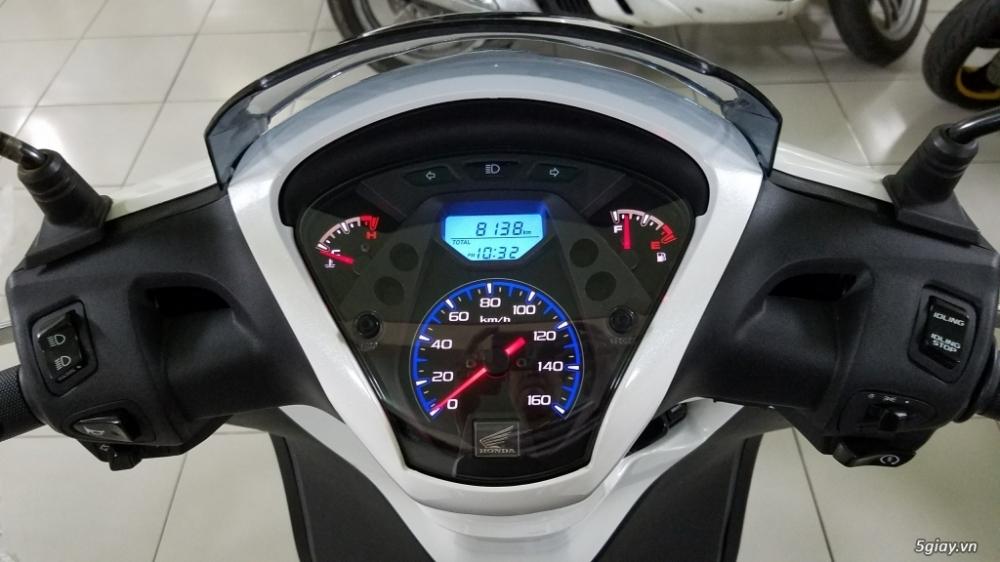 Ban Honda SH150i VN len Full SH150 Ydate 2016SmartkeySaigonngay chu - 10