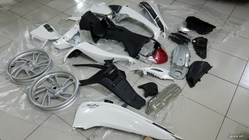 Ban Honda SH150i VN len Full SH150 Ydate 2016SmartkeySaigonngay chu - 18