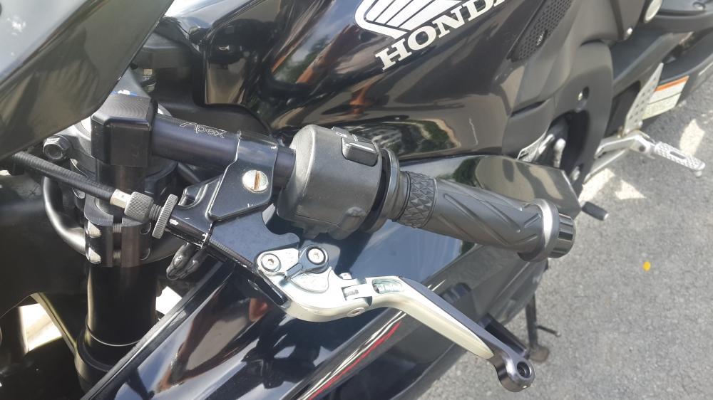 Ban xe moto Honda CBR600RR 2007 - 4
