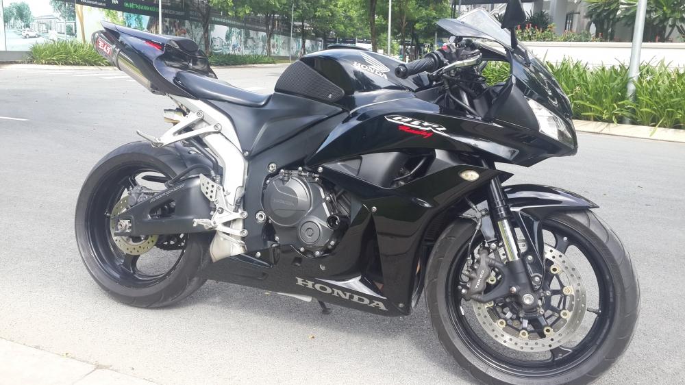 Ban xe moto Honda CBR600RR 2007 - 5