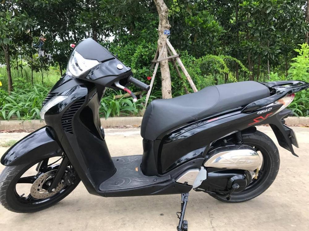 Ban xe shvn 150cc mau den chinh chu doi 2011 - 7