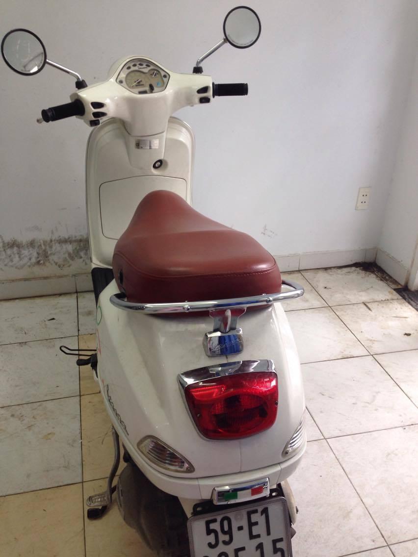 Ban xe Vespa LX 125 phien ban nua qua tao - 3