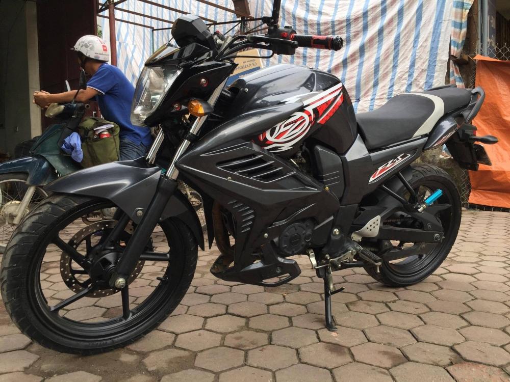 Ban Yamaha FzS nhap khau chinh ngach 2014 - 5