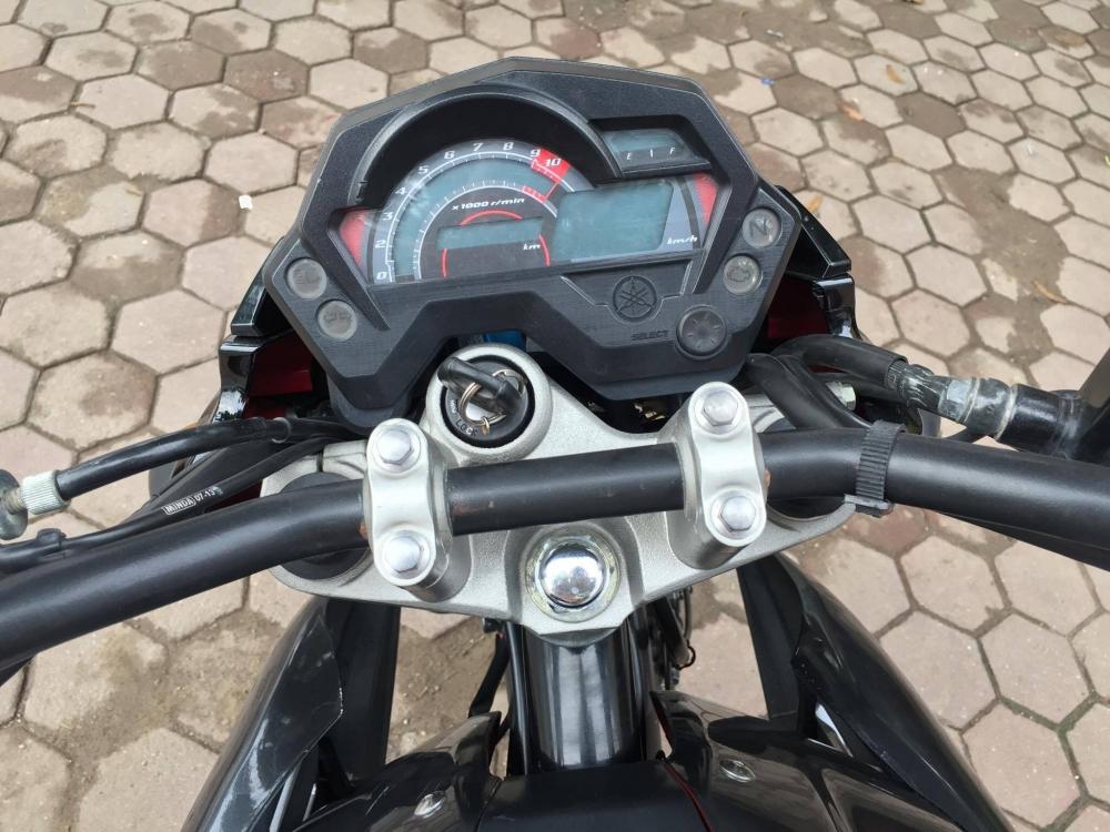 Ban Yamaha FzS nhap khau chinh ngach 2014 - 2