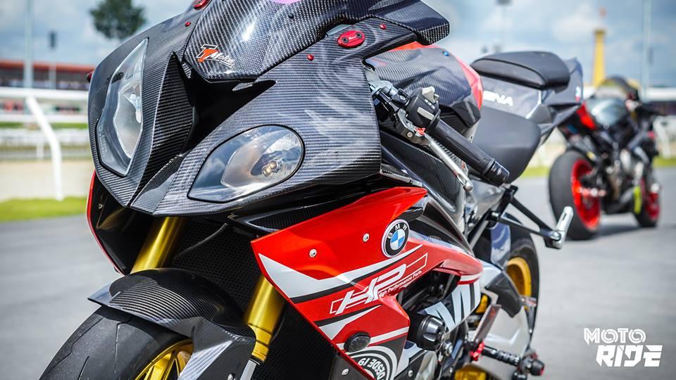 BMW S1000RR phien ban Black carbon - 2