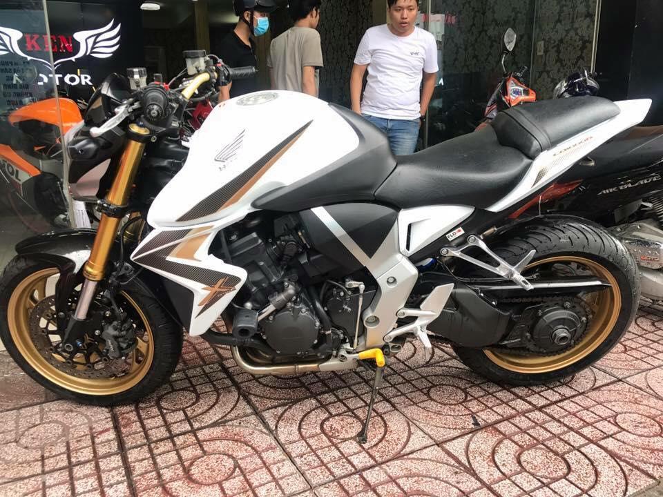 Can ban Cb1000 ABS 2015 chau au full opstion 1 chu dap thung tai motor Ken - 6