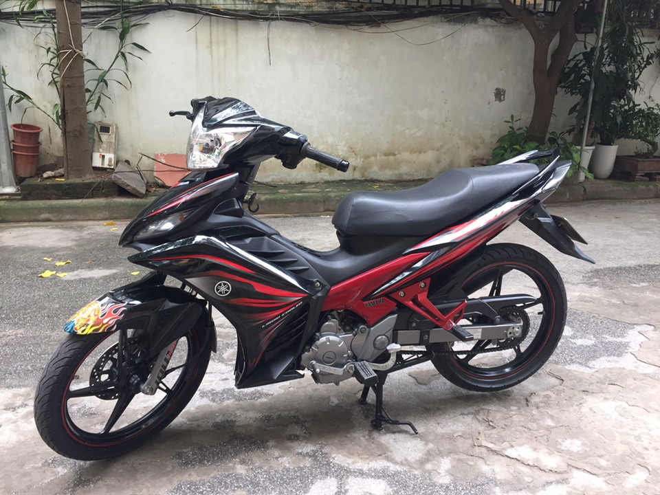 Can ban Exciter 135RC con thuong 2012 nguyen ban may cuc tot 21tr500 - 3