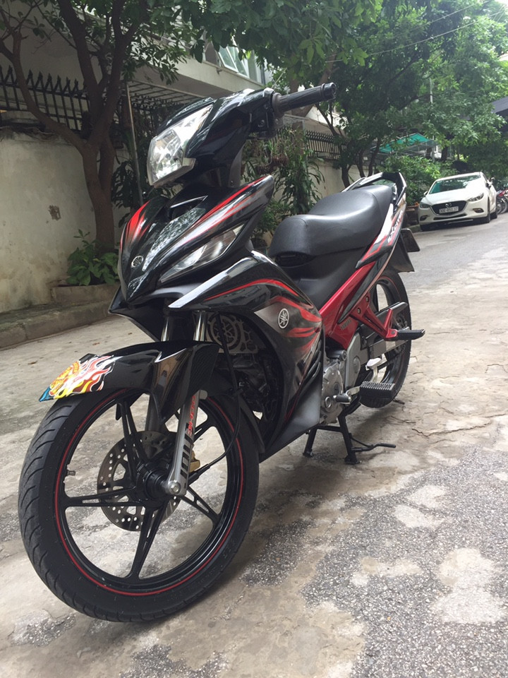 Can ban Exciter 135RC con thuong 2012 nguyen ban may cuc tot 21tr500 - 6