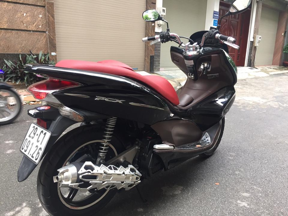 Can ban Honda PCX Fi 2012 Den bien HN 29C5 so chinh chu su dung con moi 31tr