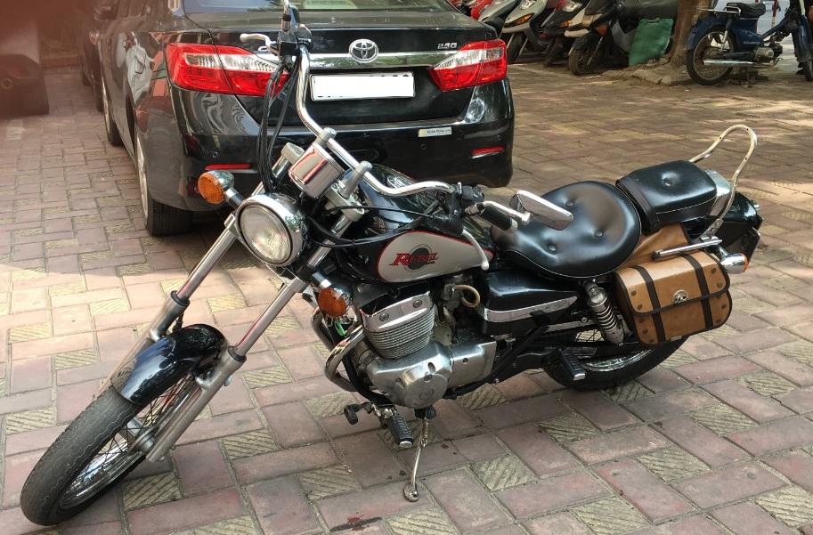 Can ban Honda Rebell 250 nhat