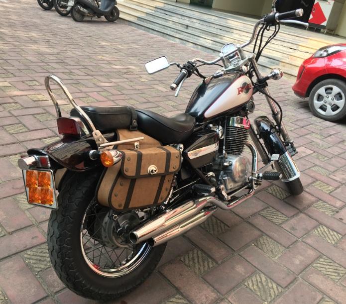Can ban Honda Rebell 250 nhat - 5