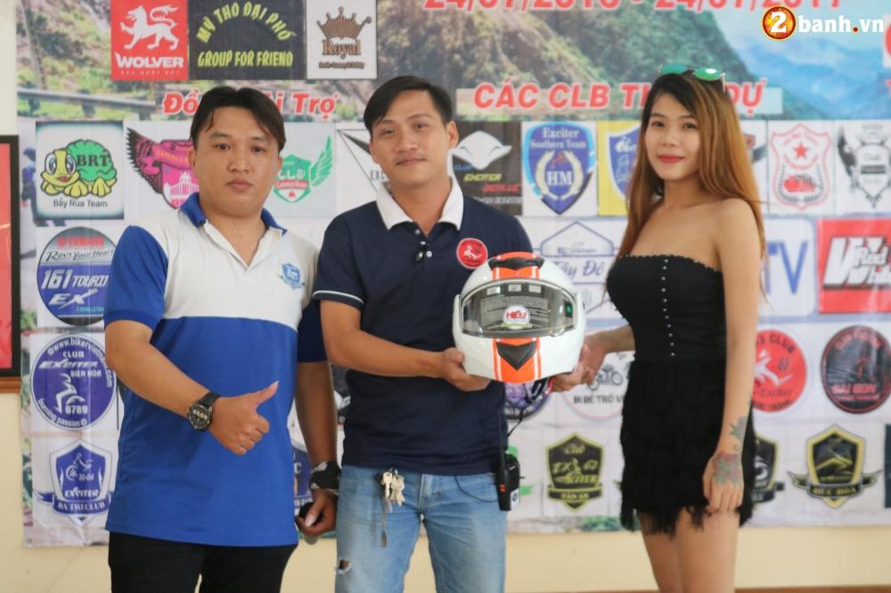 Club Exciter TVT sinh nhat lan I day hoanh trang voi hang tram biker quy tu - 29