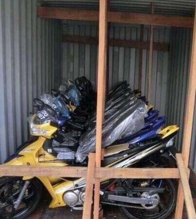 Cua Hang Huy Hoang Motor chuyen ban cac dong xe may nhap khau Campuchia gia re uy tin 100 - 2