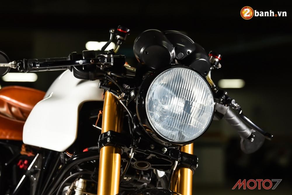 Dien kien luong gio la Ducati Sport Classic GT1000 Cafe Race - 2
