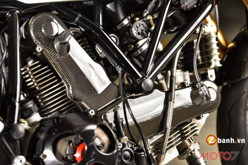 Dien kien luong gio la Ducati Sport Classic GT1000 Cafe Race - 14