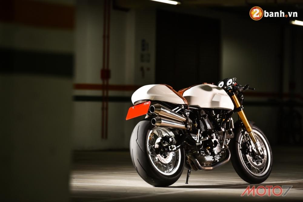 Dien kien luong gio la Ducati Sport Classic GT1000 Cafe Race - 18