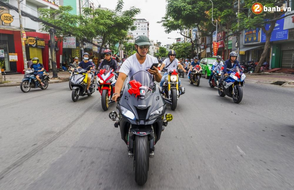 Doi hinh PKL KHUNG tham gia cuop dau tai Sai Gon - 16