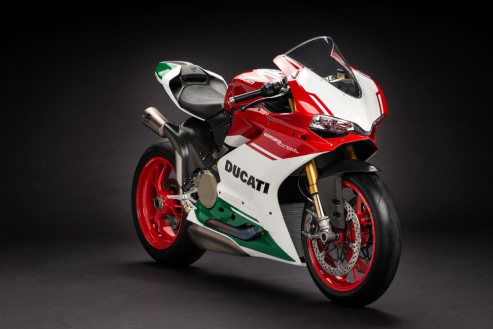 Ducati 1299 Panigale R Final Editionphien ban cuoi cung dong co 2 xylanh 8 v - 4