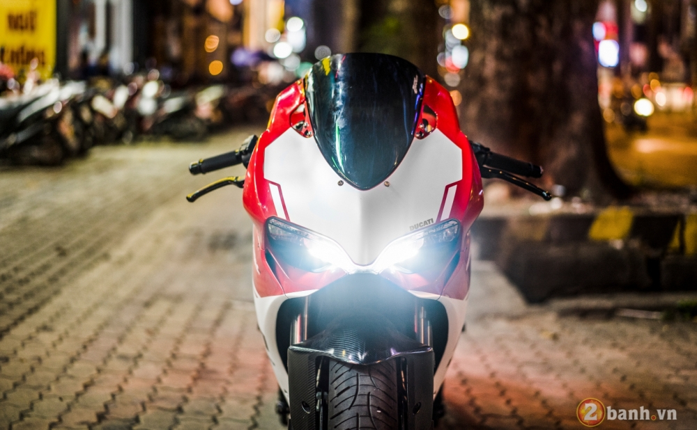 Ducati 899 Panigale phien ban Final Edition kich doc tai Viet Nam - 7