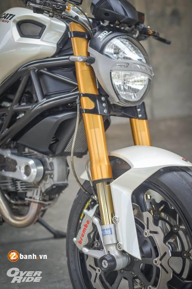 Ducati Monster 696 con quai thu huyen thoai cua nha Ducati - 2