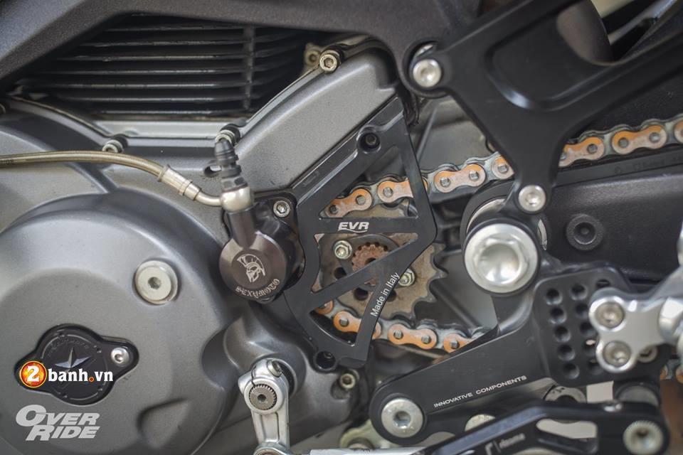 Ducati Monster 696 con quai thu huyen thoai cua nha Ducati - 18