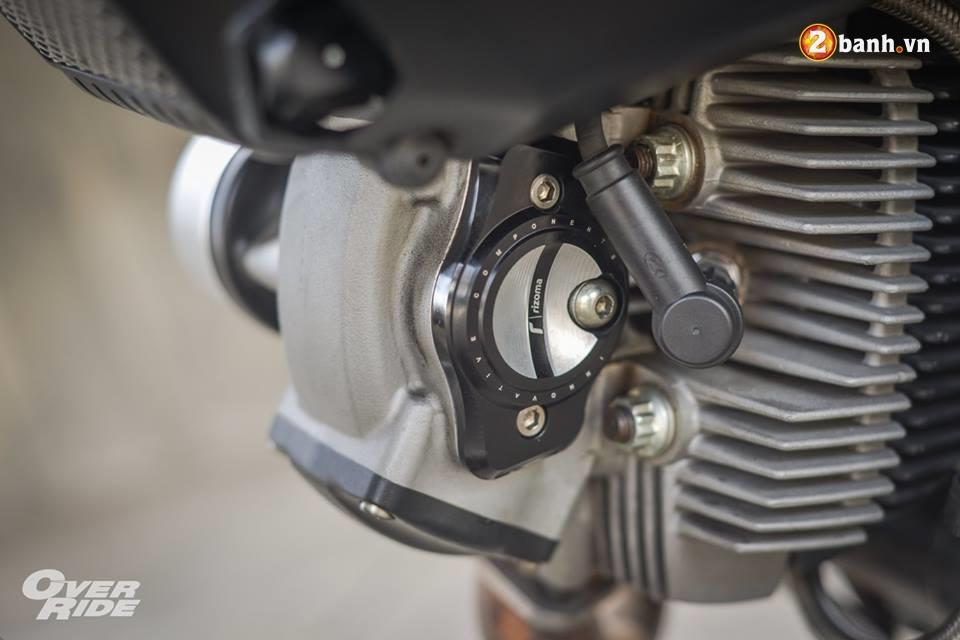 Ducati Monster 696 con quai thu huyen thoai cua nha Ducati - 20