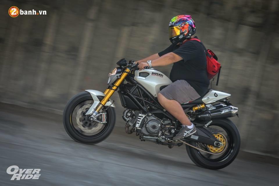 Ducati Monster 696 con quai thu huyen thoai cua nha Ducati - 22