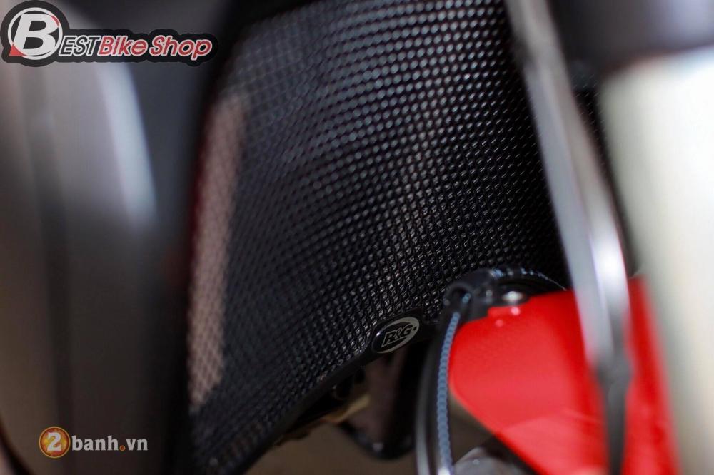Ducati Monster 821 phong thai nguyen ban nhung khong he don gian - 6