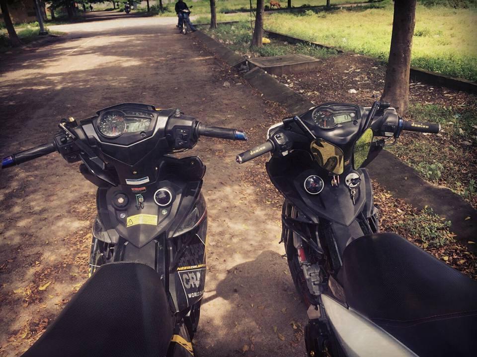 Exciter 150cc cuc vang duoc cung chieu cua mot Biker Vung Tau - 6